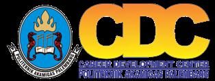 Website CDC Politeknik Akamias Palembang